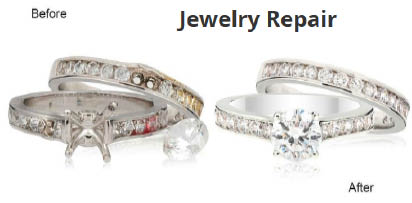 We repair all types of jewelry at Rowlett Gold & Silver Exchange