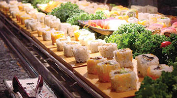 Chinese Food Sushi Grand Super Buffet Coupons