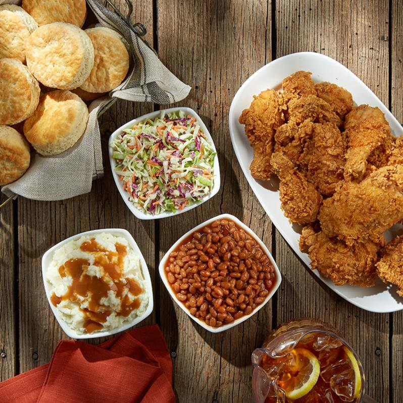 Roy Rogers Frederick, MD fried chicken family meals