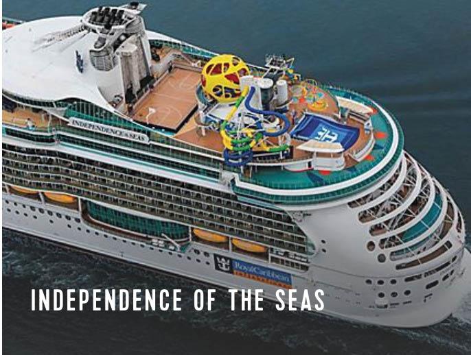 Expedia Royal Caribbean madison independence cruise