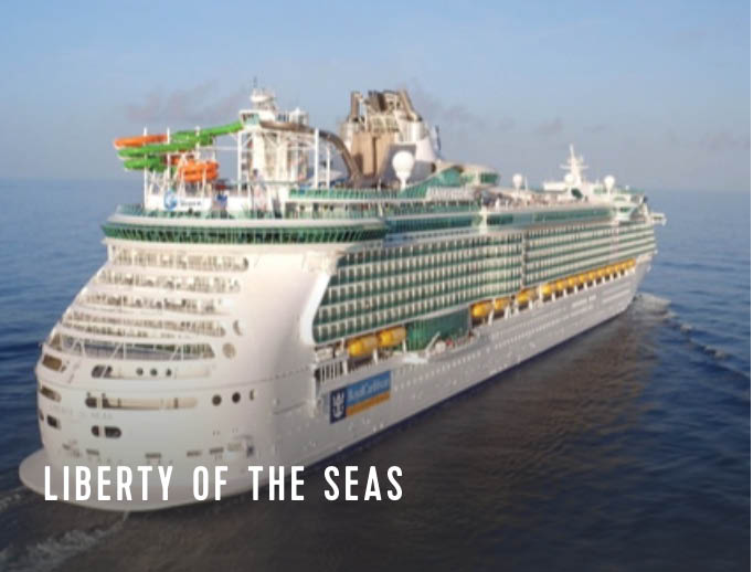 Expedia Royal Caribbean madison liberty cruise