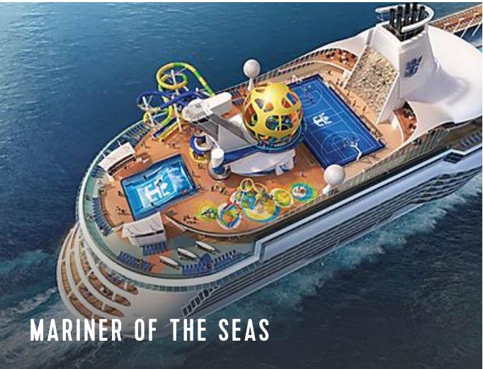 Expedia Royal Caribbean madison Mariner cruise