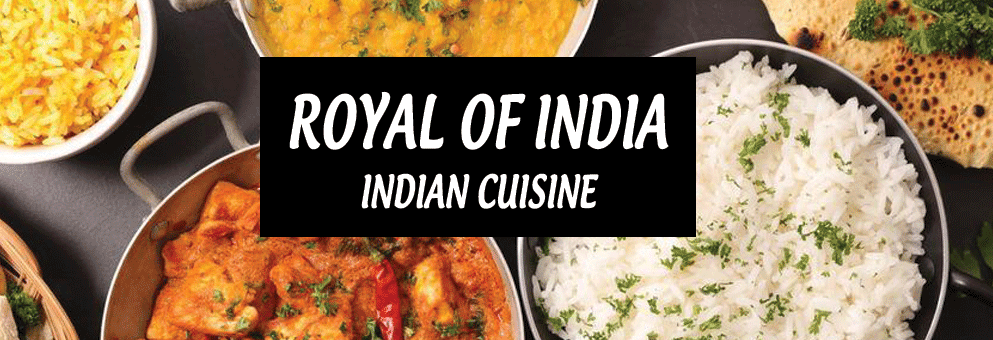 Royal of India Casual Indian Cuisine