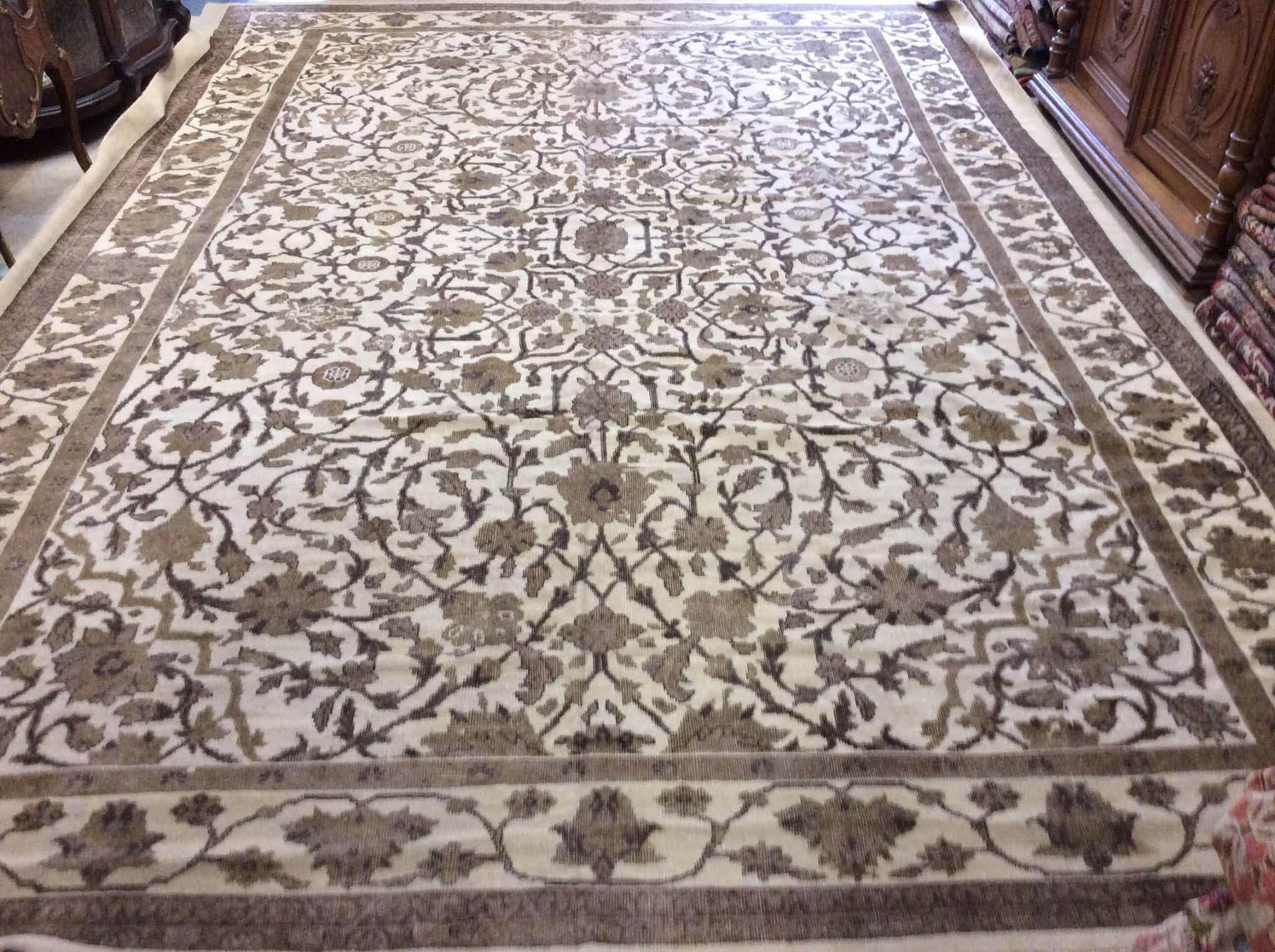 multi-color Moroccan rug at Rug Looms in Los Angeles
