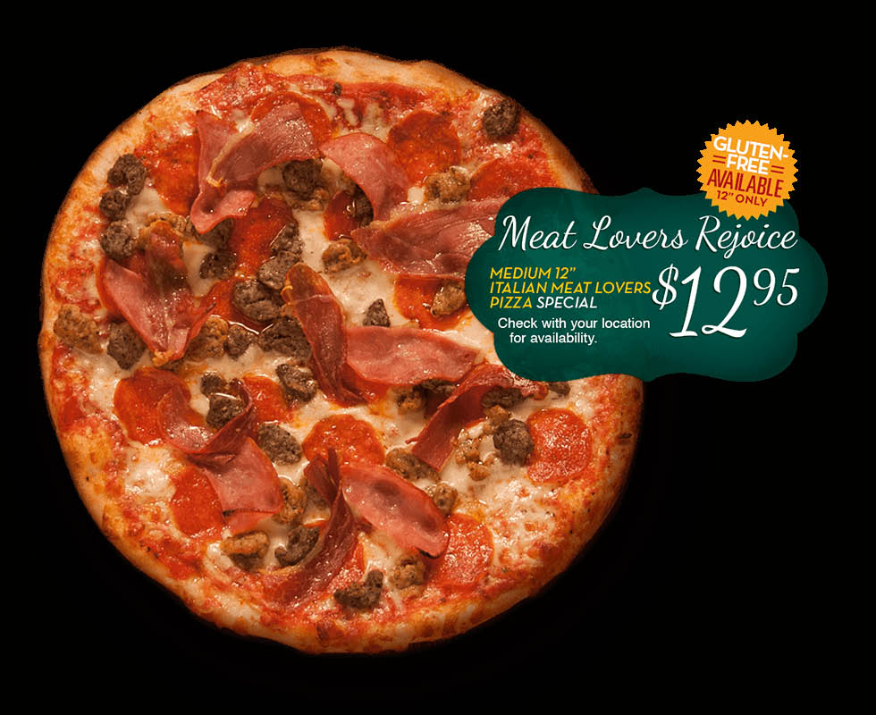 Get New York pizza near Greatwood