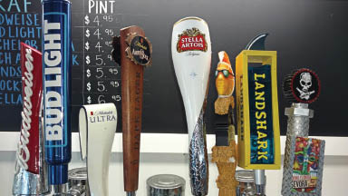craft beers on tap beer on tap