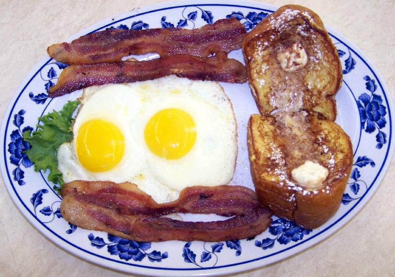 Breakfast restaurants near Culver City