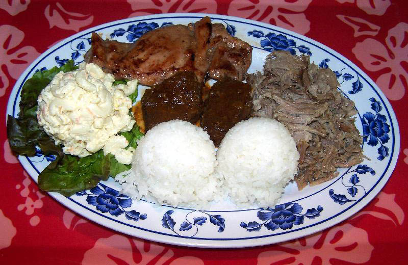 Hawaiian food near Culver City