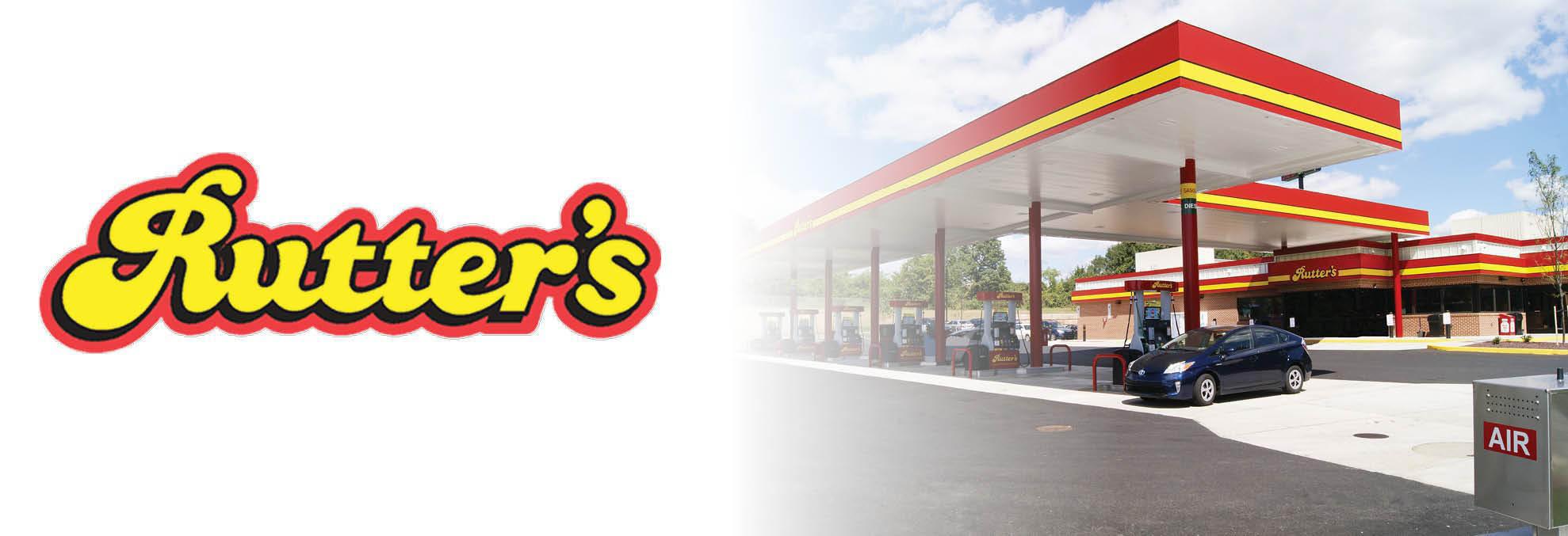 Rutter's Farm Stores, Convenient Store, Gas Station, Gas Store, Rutters, Fuel, Car Stop, Rest Stop