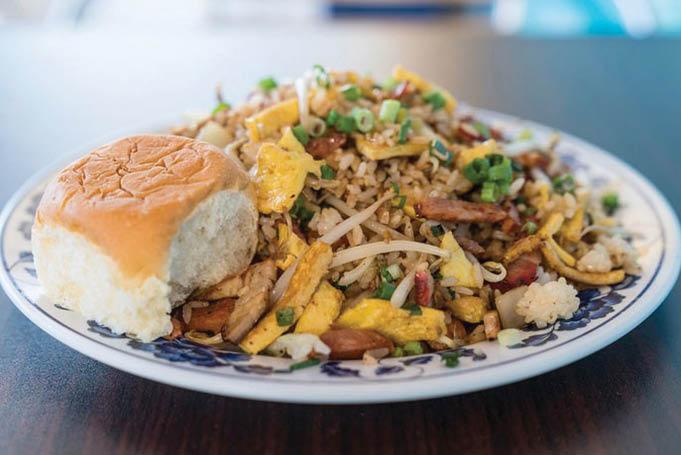 Hawaiian food near Ladera heights