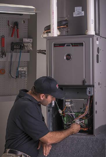 Emergency furnace repair, Snellville, Lilburn