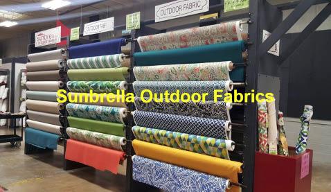 San Antonio Upholstery Fabrics Sunbrella