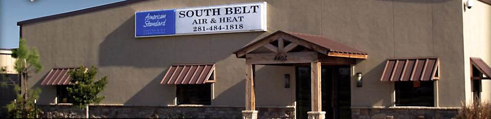 South Belt Air & Heat repair in Friendswood Texas