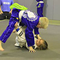 For children, we have a world-class program designed by SBG headquarters first BJJ black belt.