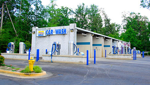 Speedy Clean Car Wash, Berry Road, in Waldorf, MD