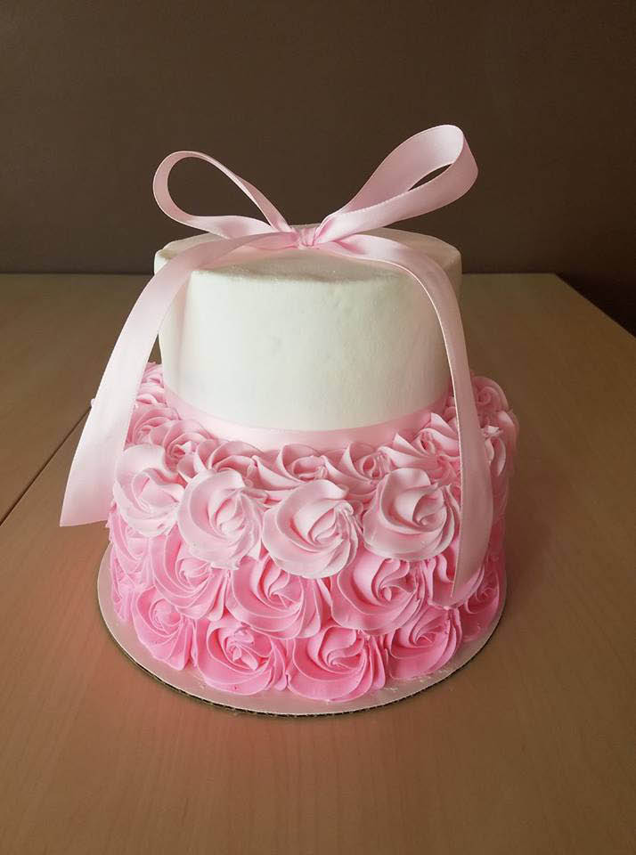 Custom cakes, bridal showers, birthday parties, reunions, special day