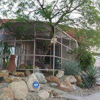 outdoor enclosures for pets; pet habitats; natural animal habitats in Palm Springs
