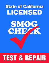 We are licensed by the state of california