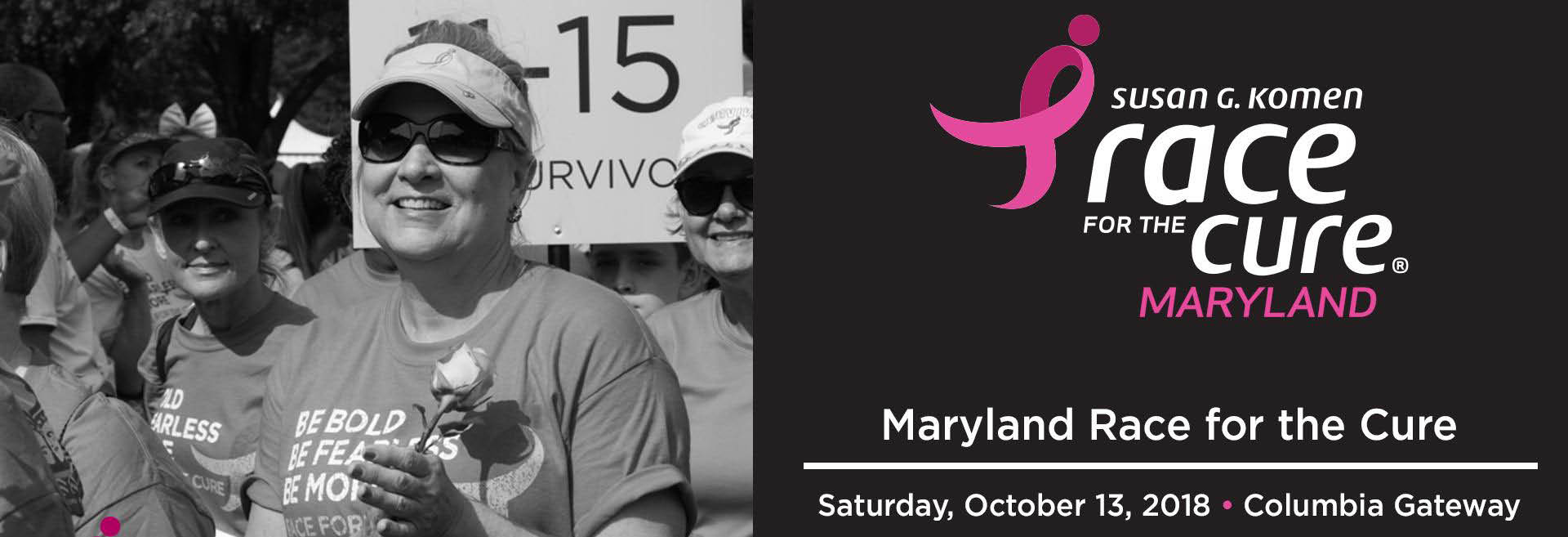 Susan G. Komen Race For the Cure Maryland