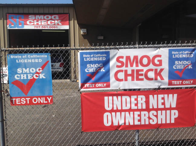 Bring your California vehicle in for a fast, affordable smog check today.