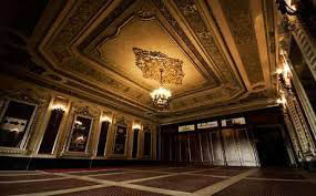 St. George Theatre Lobby