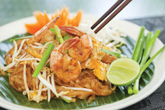 Healthy Thai Food Pad thai Thai Food near me