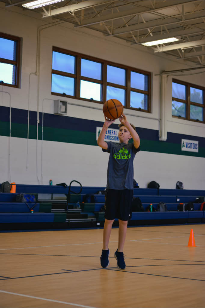 Summer Knights Camps at St. Mary's Ryken High School