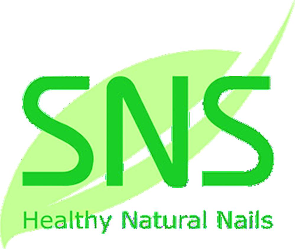 SNS natural nail treatment