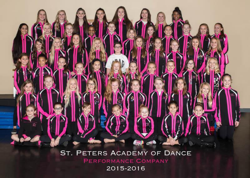 Dance performance team