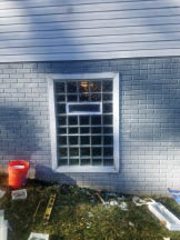 photo of vented glass block window from Security and Protective Services LLC in Ypsilanti, MI
