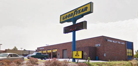 Visit Spring Valley Goodyear in Columbia, SC