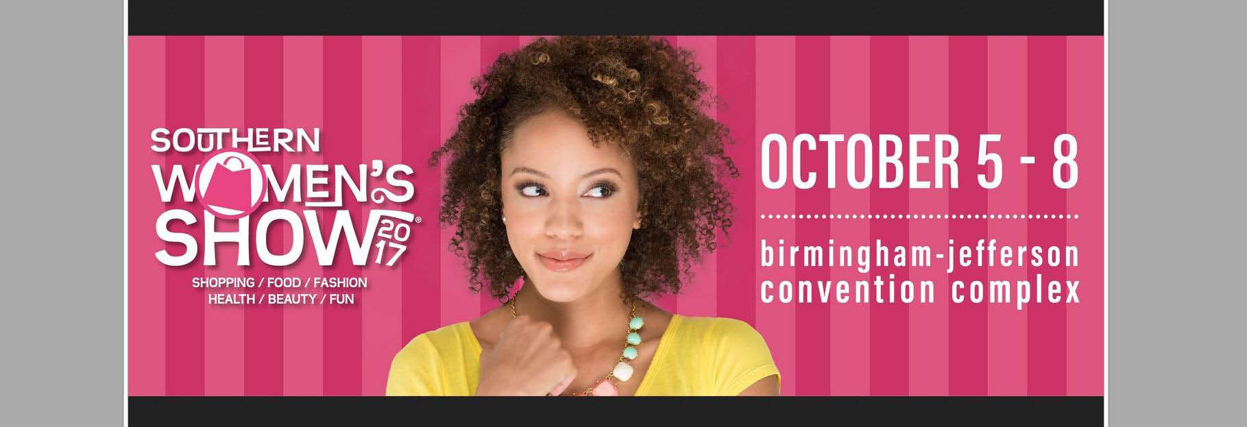southern womens show discount tickets, birmingham, promo code, coupon, savings, clipper, groupon