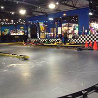 Merry Go Round, Monkey Jump, Kid's Go Karts, Tilt-A-Whirl, Bumper Cars, Max Flight, Soft Play Lion's Den, & Roller Coaster.