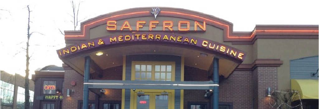 Saffron Grill main banner image - Northgate - Seattle, WA
