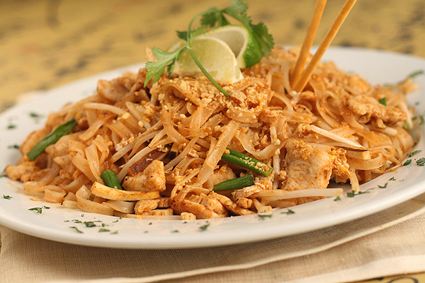 For the best pad Thai in Gilroy CA visit Saigon 2 Siam Bistro