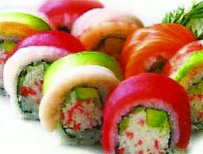 fresh sushi near Pleasant Gap, PA