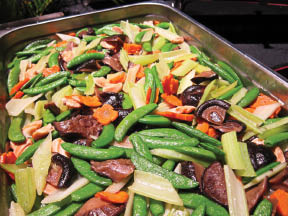 Beef dishes available at Sakura Grill & Supreme Buffet in East Hanover NJ