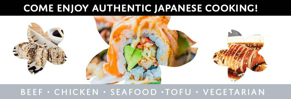 Sakura, Japanese, Hibachi, Sushi, Dinner, Lunch, Asian