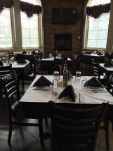 Salerno's di Lucca Catering dining room is located in Mount Prospect, IL.