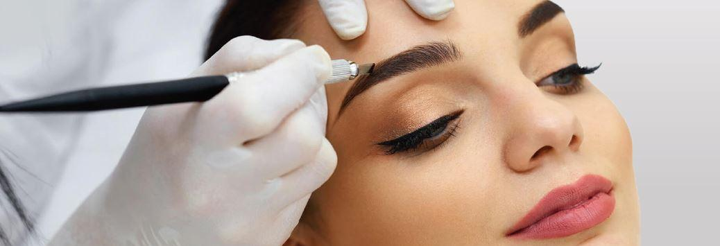 Salon 42 in Seattle, WA banner image - permanent painless eyebrows