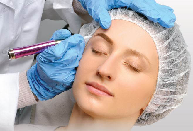 Salon 42 in Seattle, WA - eyebrow microblading - permanent painless eyebrows - full service salon in Seattle - microblading near me - permanent eyebrows