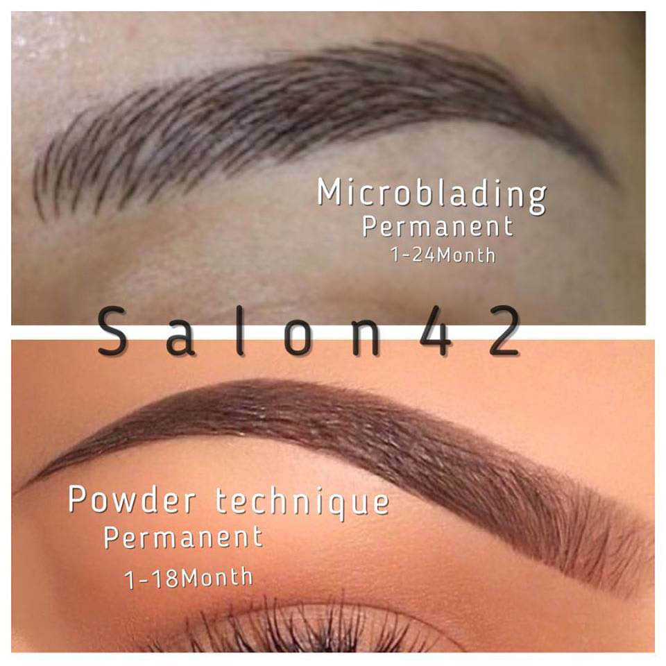 SALON 42 - Microblading & Hair Services in Seattle, WA