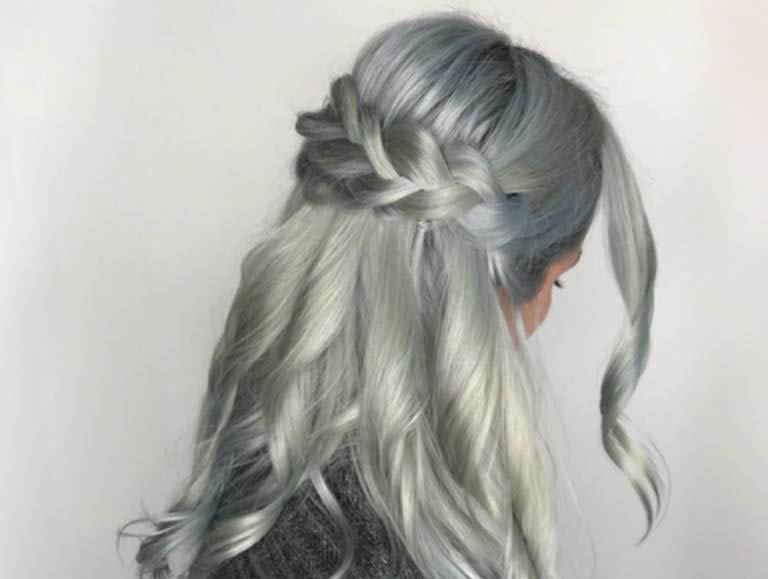 professional braided hairstyles from Salon Brio Patchogue New York