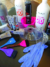 color to go options near me at home hair care near me