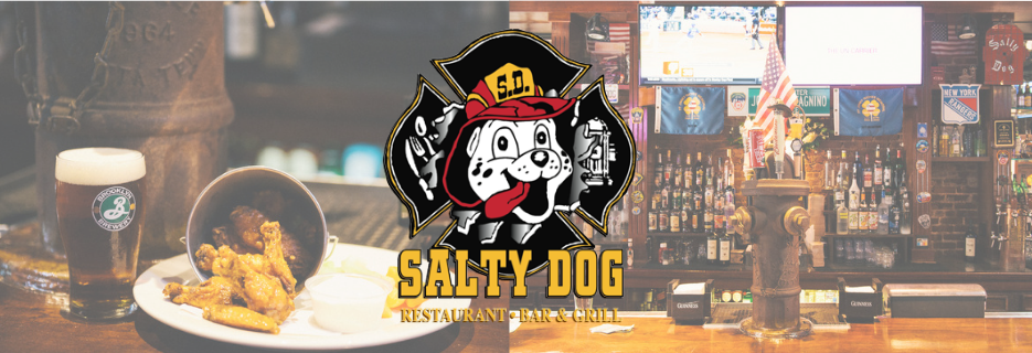 salty dog, restaurant, foods, drinks, grill, bar, discounts, savings, firehouse, brooklyn, vintage