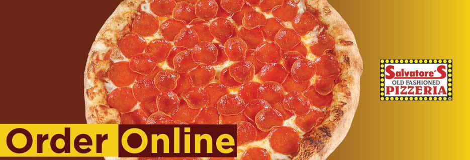 Salvatore's Pizza Rochester NY