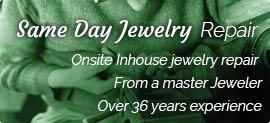 Get Jewelry repair near Cypress, TX