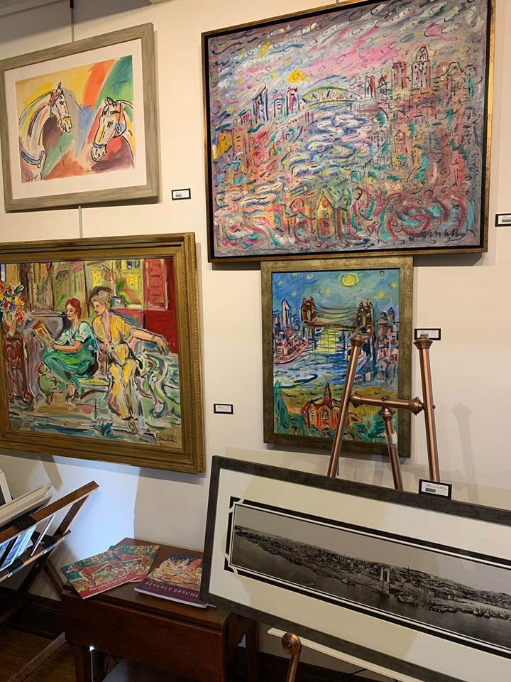 framed nky large selection for framed art