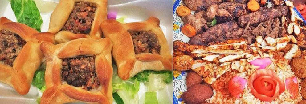 photo of food from Sam's Kabob House in Clinton Twp, MI