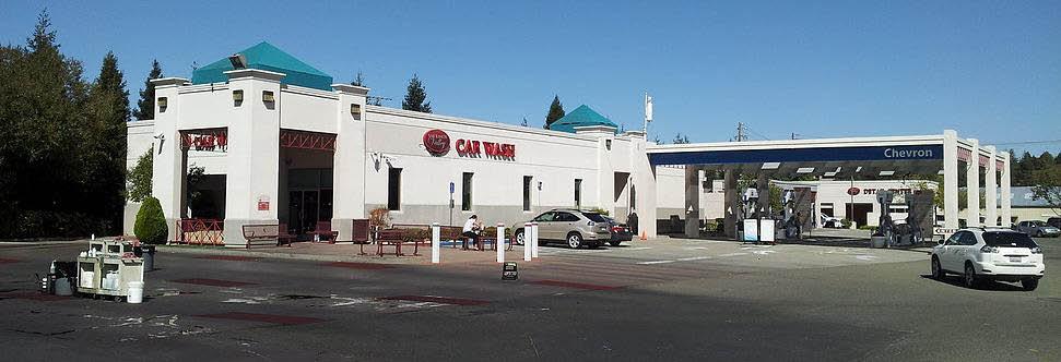 San Ramon Valley Car Wash Banner Ad